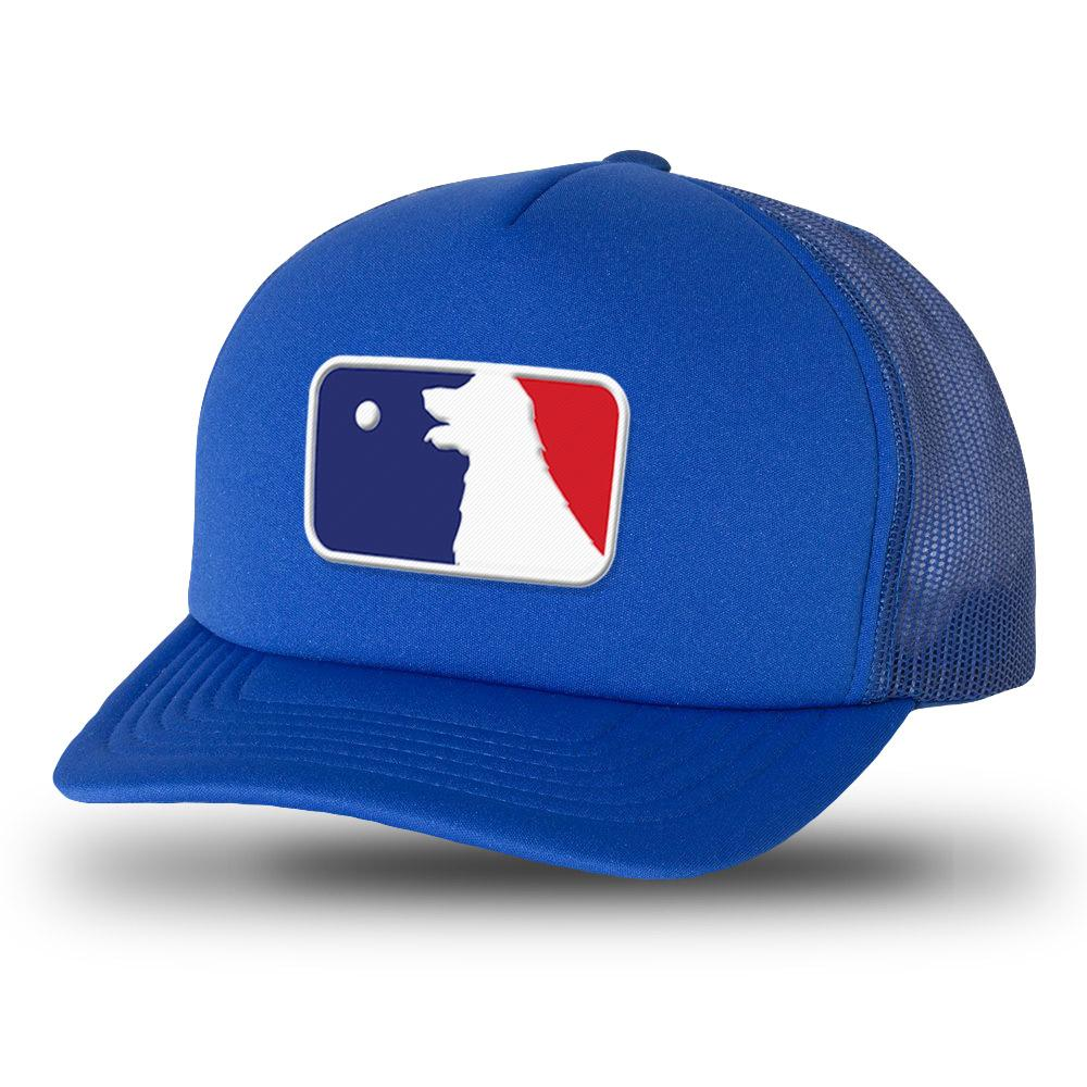 Play Ball Trucker Hat - Puppies Make Me Happy