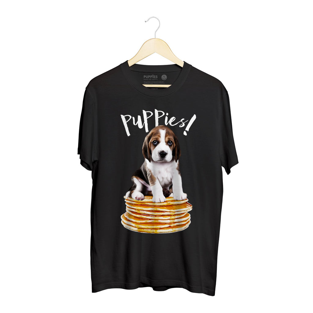 From the Vault - Pupcakes | Heavyweight Tee - Puppies Make Me Happy