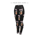 Your Dog Here - Bride - Adult Leggings