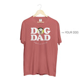 Your Dog Here - Dog Dad - Crewneck - Puppies Make Me Happy