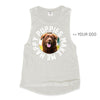 Your Dog Here - Smiley - Muscle Tank