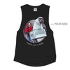 Your Dog Here - Phone Home - Muscle Tank