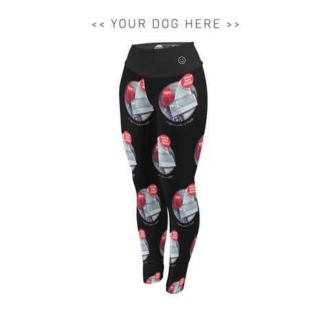 Your Dog Here - Phone Home - Adult Leggings
