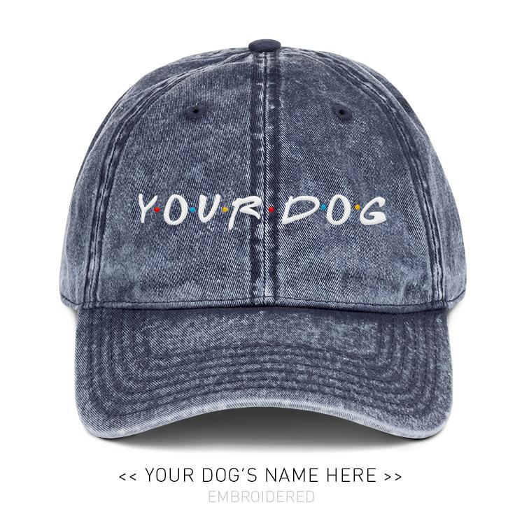 Your Dog Here - Furry Friends - Vintage Dad Hat