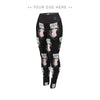 Your Dog Here - Bride Tribe - Adult Leggings