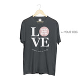 Your Dog Here - True Puppy Love - Crewneck - Puppies Make Me Happy