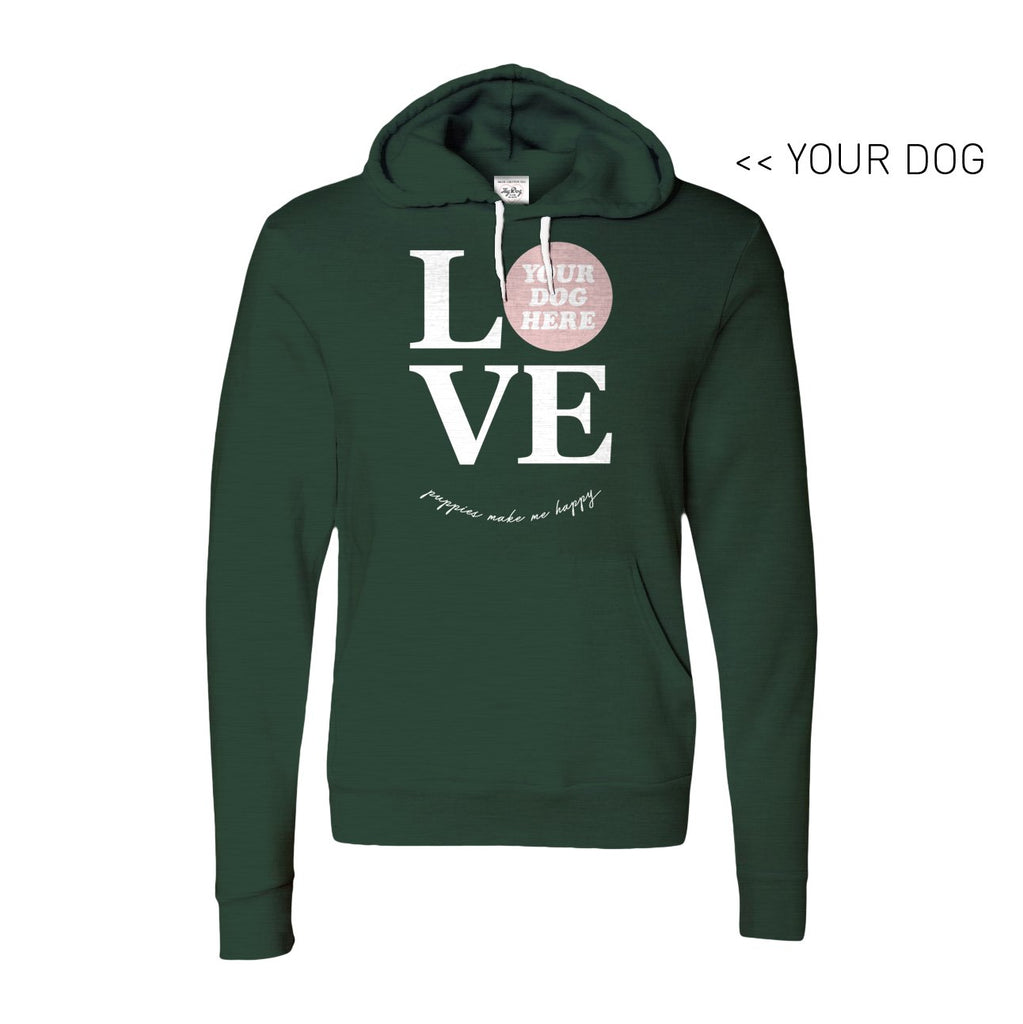 Your Dog Here - True Puppy Love - Hoodie