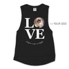 Your Dog Here - True Puppy Love - Muscle Tank