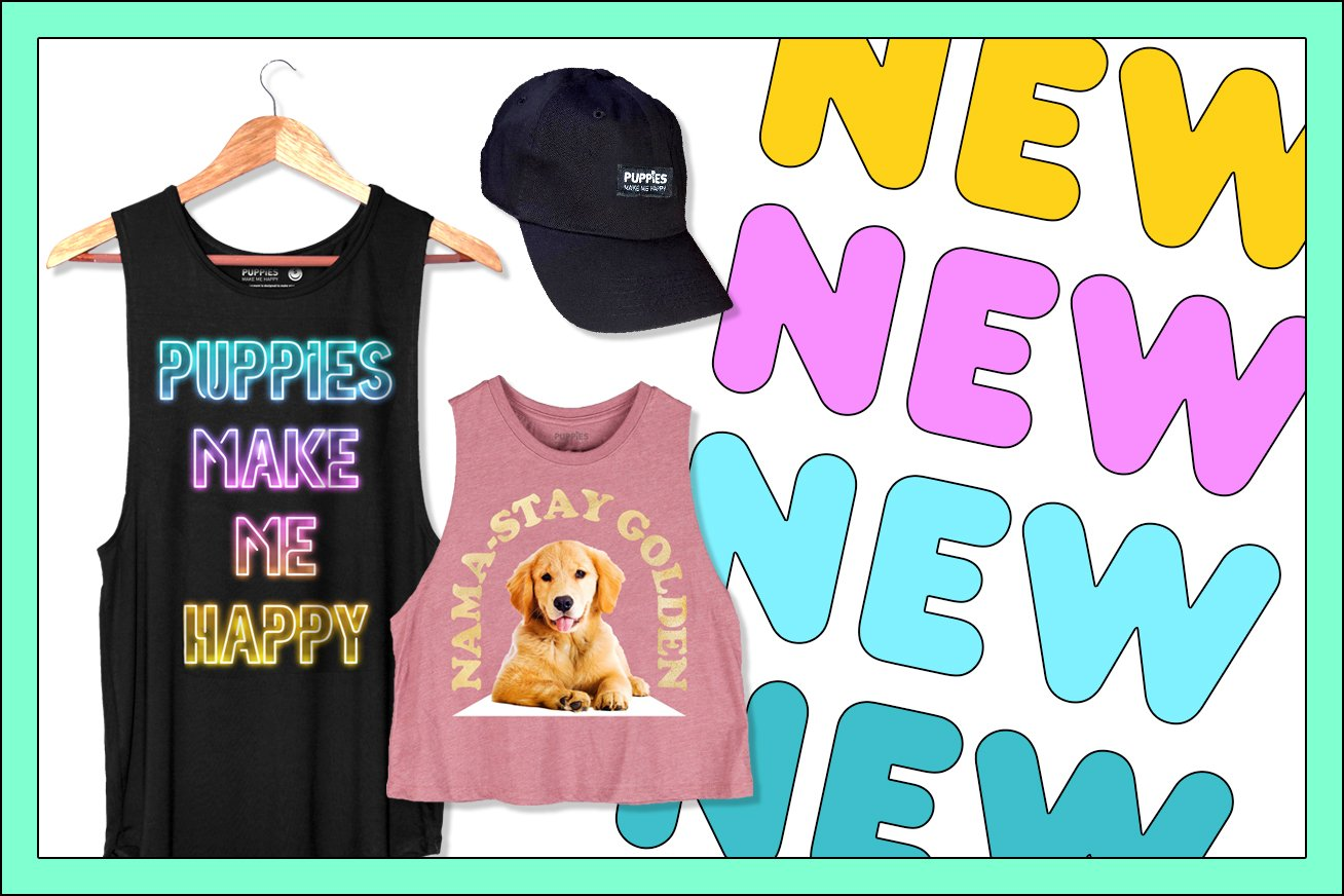 Puppies New Drops
