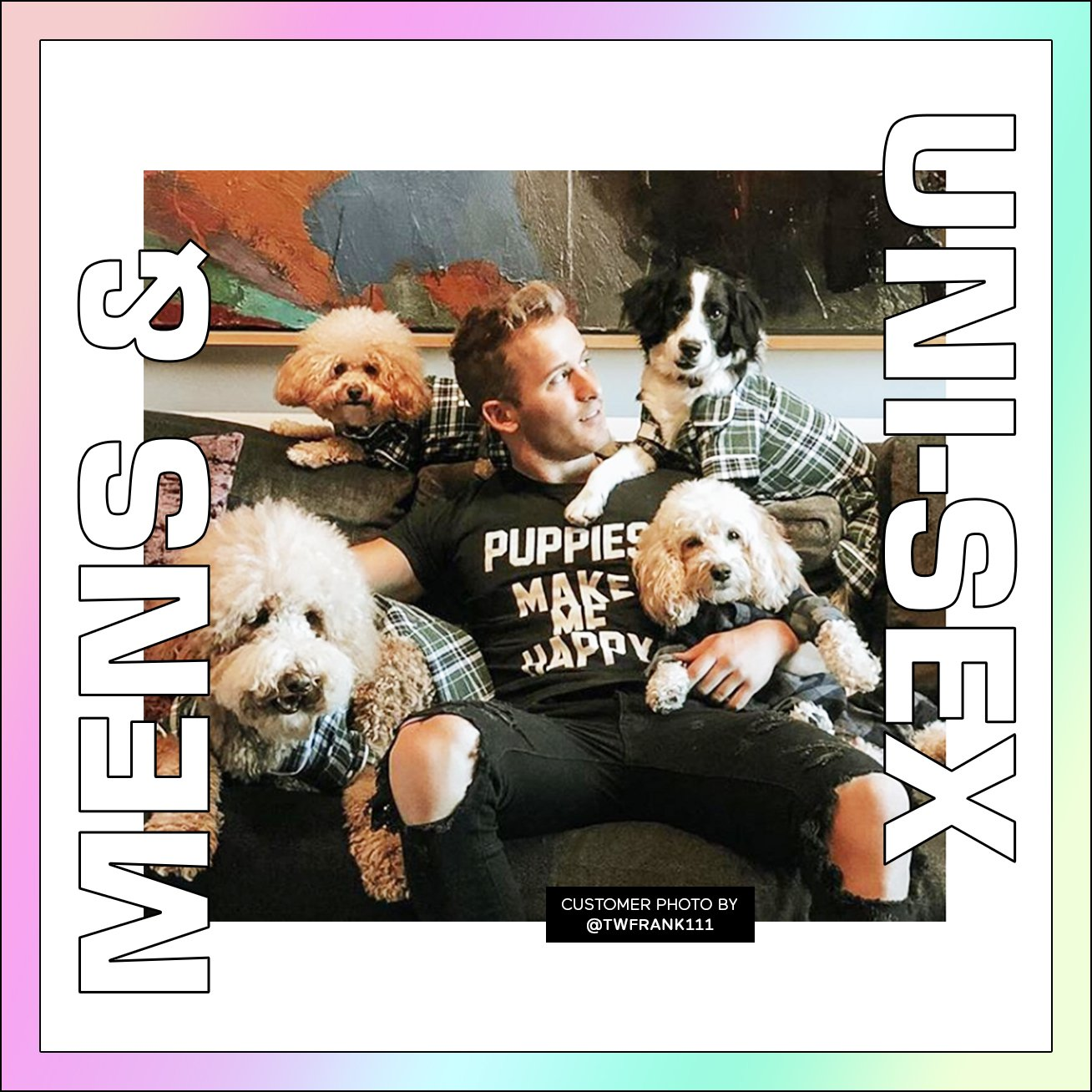 Puppies Mens