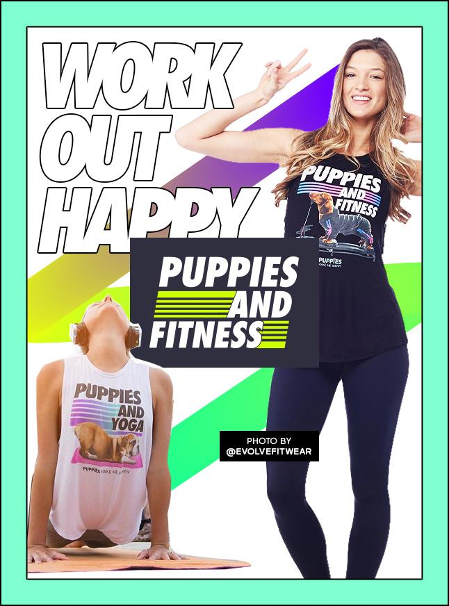 Puppies & Fitness