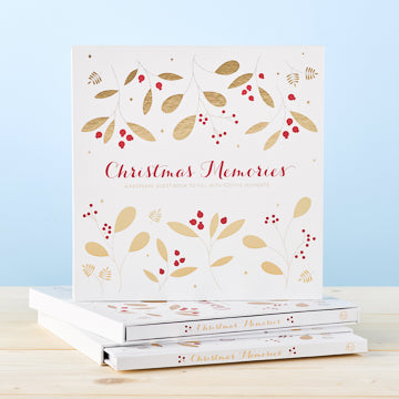 Book - Christmas Memories