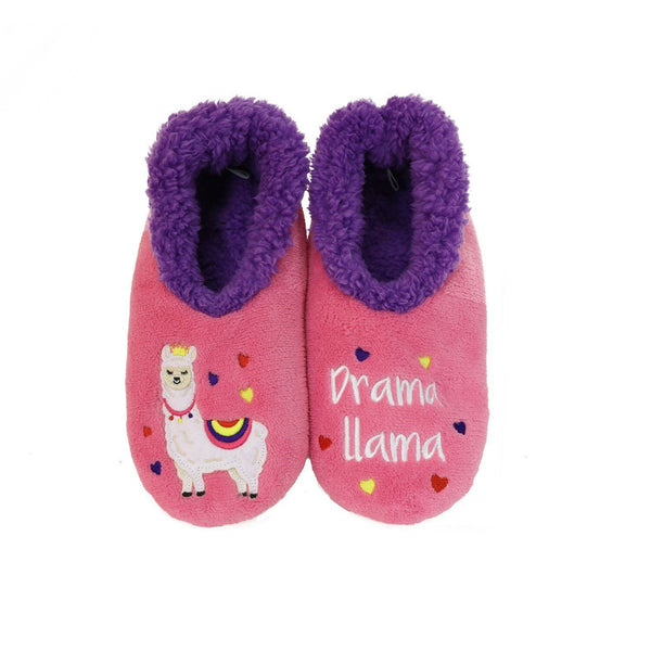 Slumbies Sequined Slippers