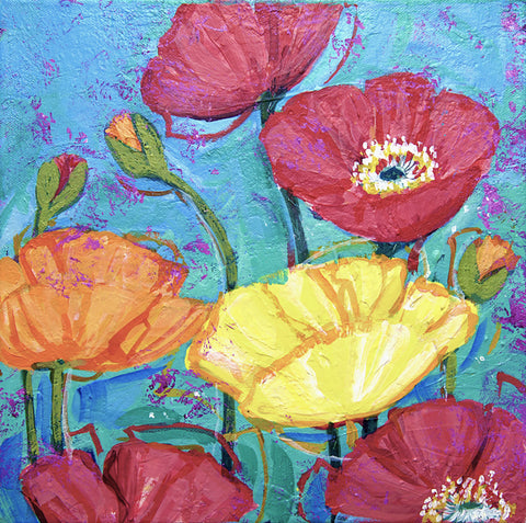 """Poppies II"" - Windram Art"