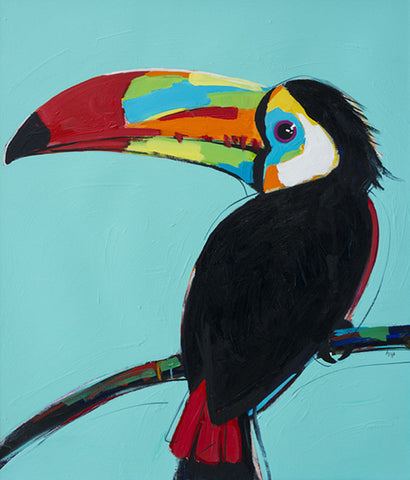 "..""Toucan I"".. - Windram Art"