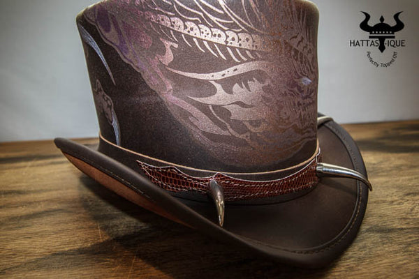 dragon claw top hat