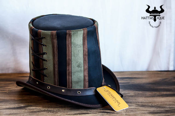 Absinthe Top Hat Back View