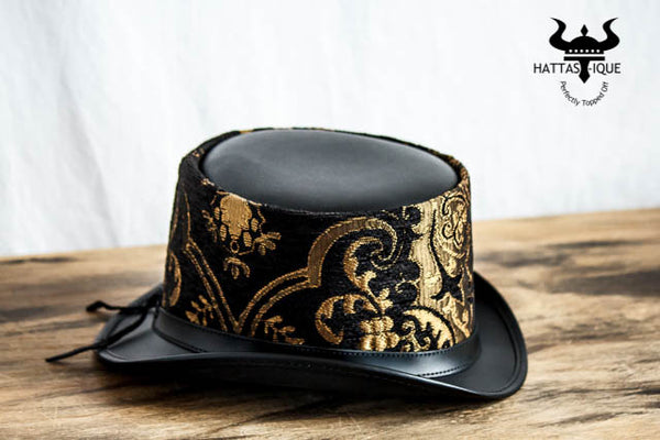 Alter Top Hat Yellow Side View
