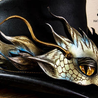 basilisk hatband dragon eyes