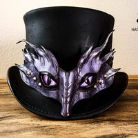 Drakaina Hatband dragon eyes