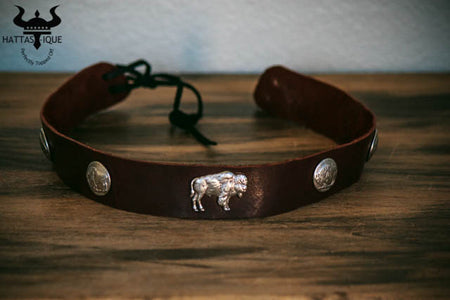 The Big Buffalo Hatband