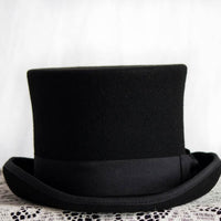 Felt Top Hat front view
