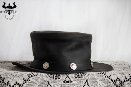 Buffalo Nickel Top Hat