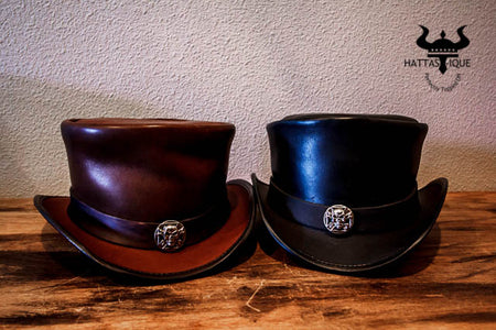 Hell Rider Top Hat