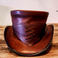 vested rider top hat