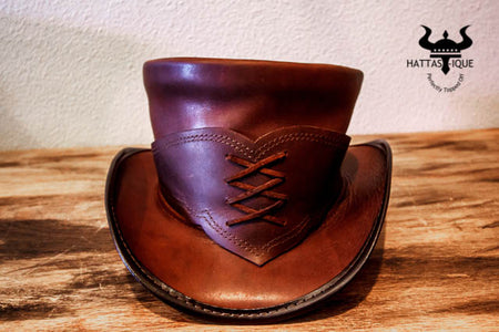 The Vested Rider Top Hat