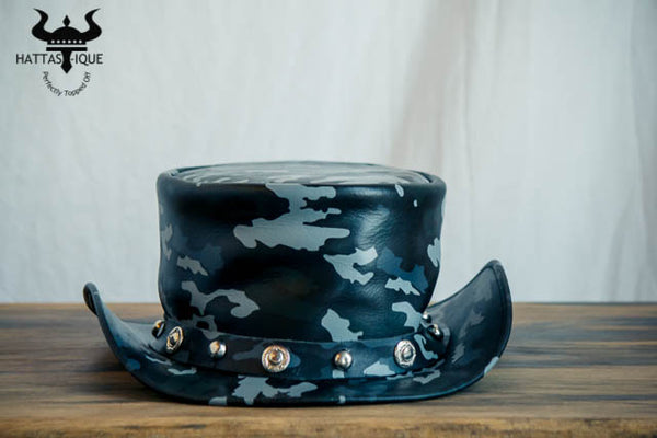 17156f8b1d3 Camo Top Hat – Hattast-ique