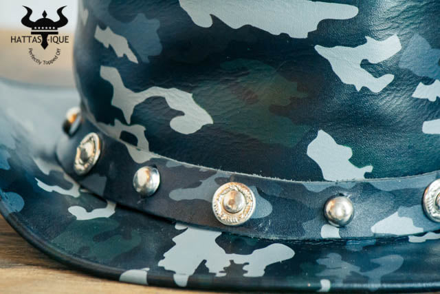92e75938dbd Camo Top Hat · Camouflage Top Hat