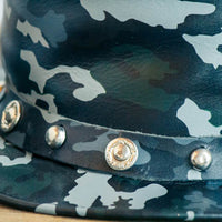 Camouflage Top Hat