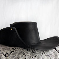 The Cavalier Western Top Hat