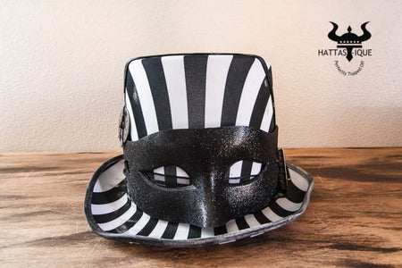 The Joker Top Hat