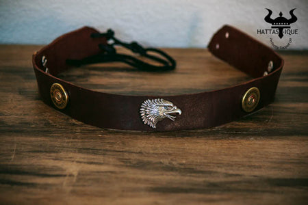 Flying Eagle Hatband