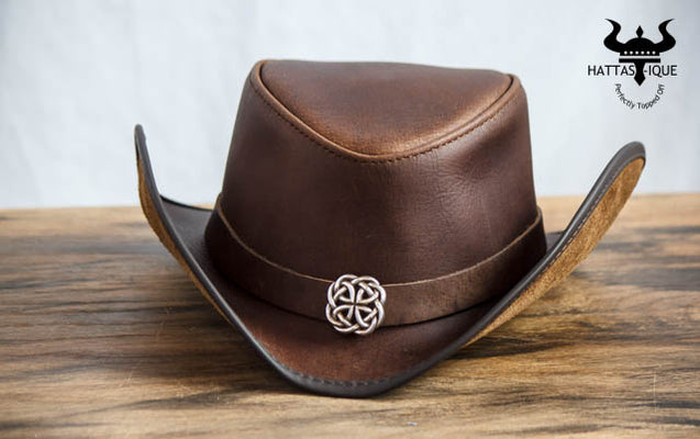 Garbo Top Hat Brown