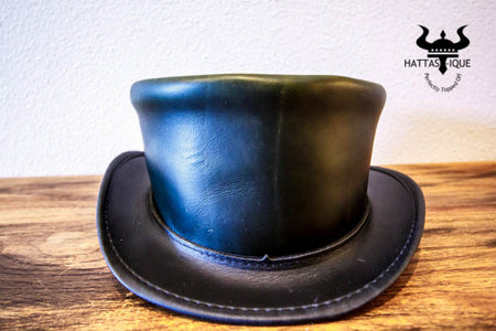 Green Marlow Top Hat