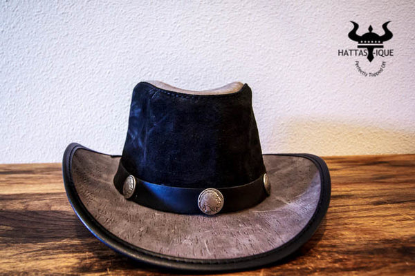 Limited Edition Western with Indian Nickle Hatband