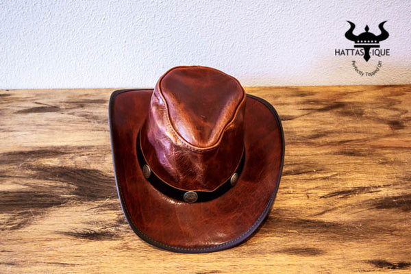 Rugged Cyclone Western Hat