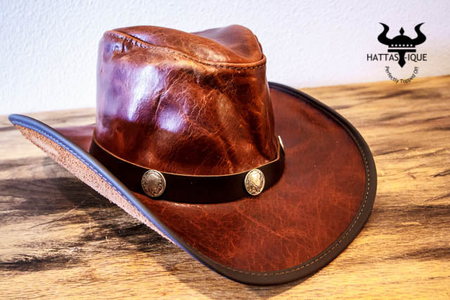 rugged western cyclone hat