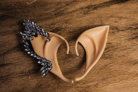 Fancy Steampunk Elf Ears