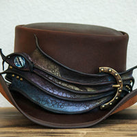 Steampunk hatter harry potter malfoy hat band