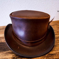 Marlow Top Hat with LT Hatband