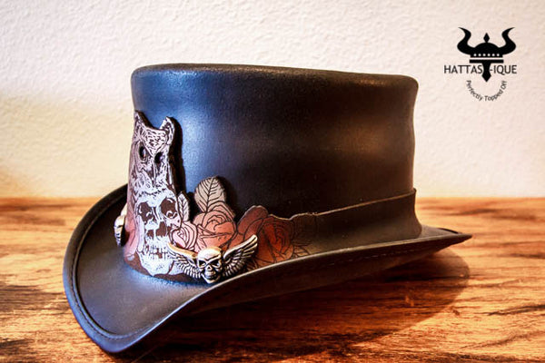 Owl Wise Top Hat