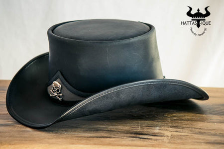 Pale Rider Top Hat