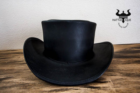 Pale Rider Top Hat Unbanded
