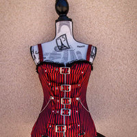 mad moxxie steampunk corset