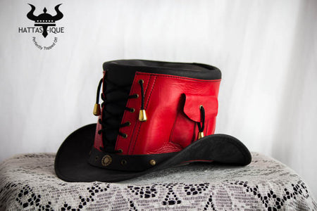 Steampunk Corset Top Hat