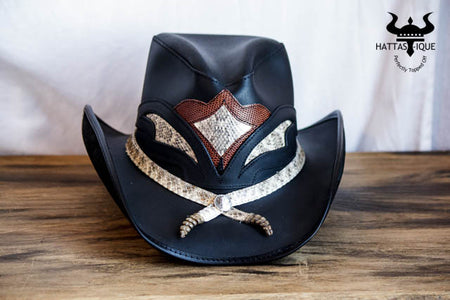 The Storm Western Hat